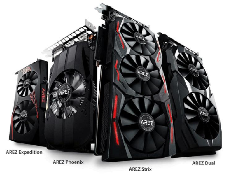 ASUS Arez back to ROG 2