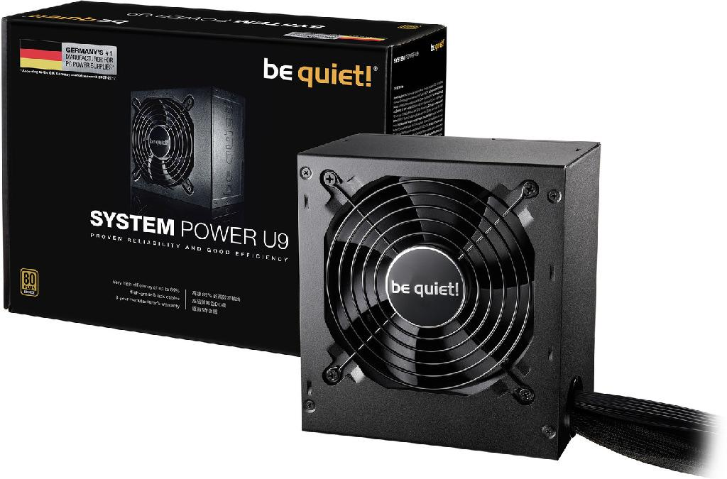 Be Queit System Power U9 1