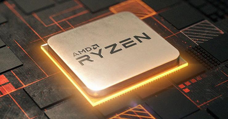 AMD начнёт тестировать процессоры Zen 2 на 7 нм техпроцессе в этом году, а релиз намечен на 2019