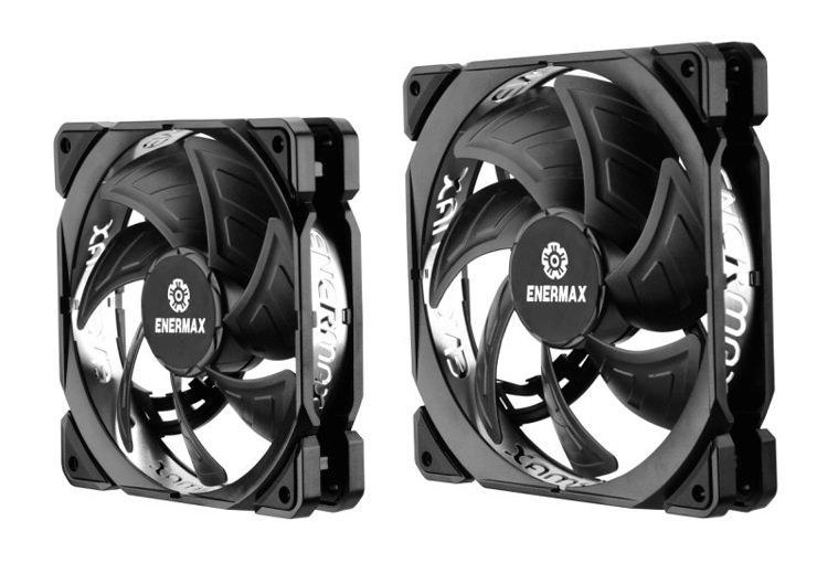 Enermax выпускает вентиляторы T.B. Silence ADV. Вероятно, самые тихие вентиляторы на рынке