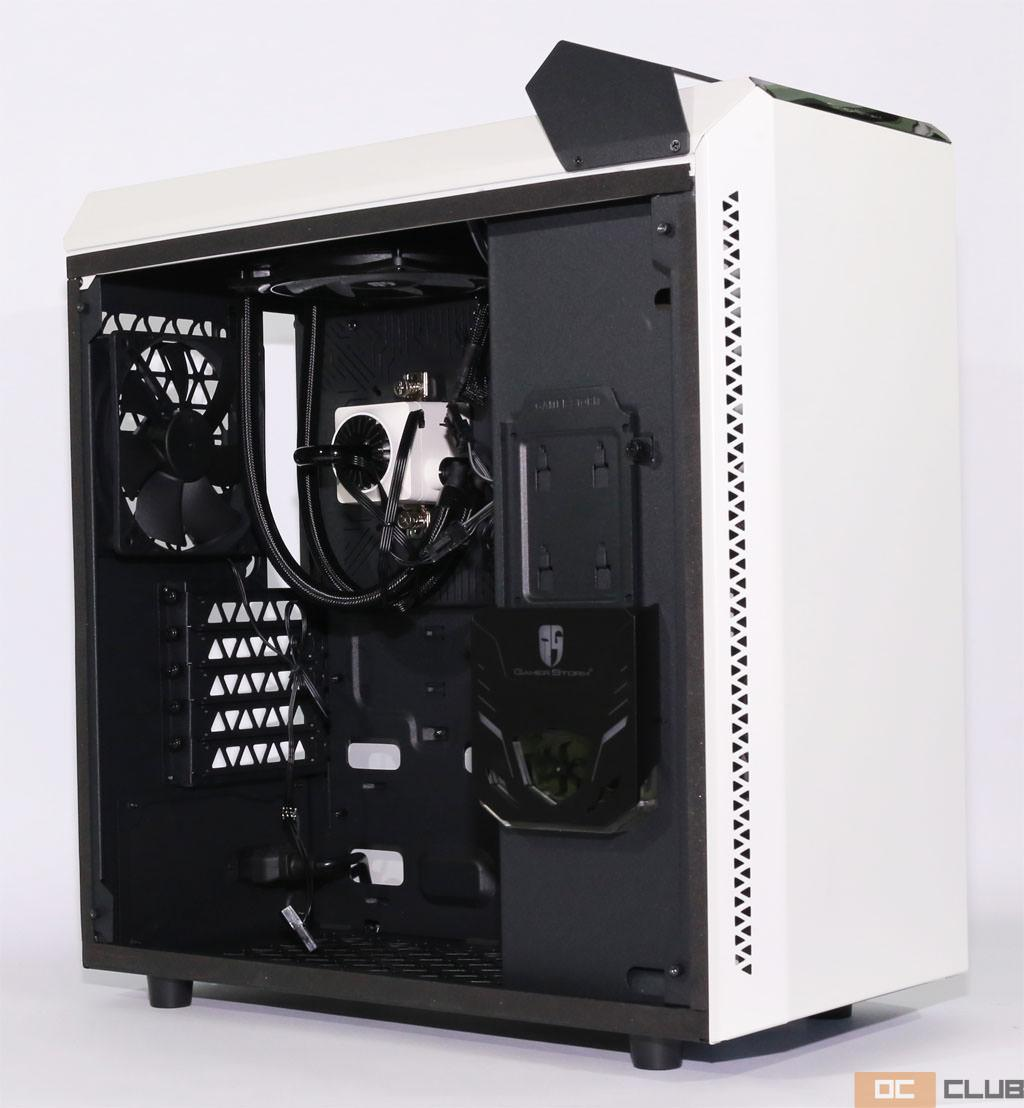 deepcool baroncase liquid 16