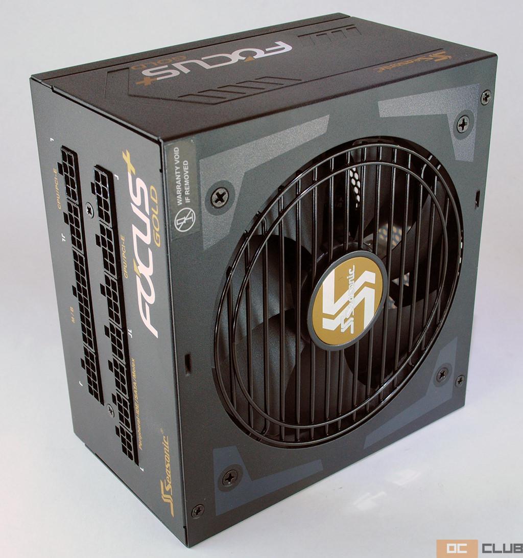 Focus Gold 550 650 7