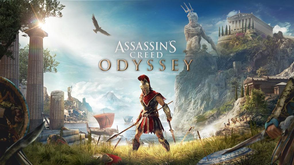 ac odyssey announced