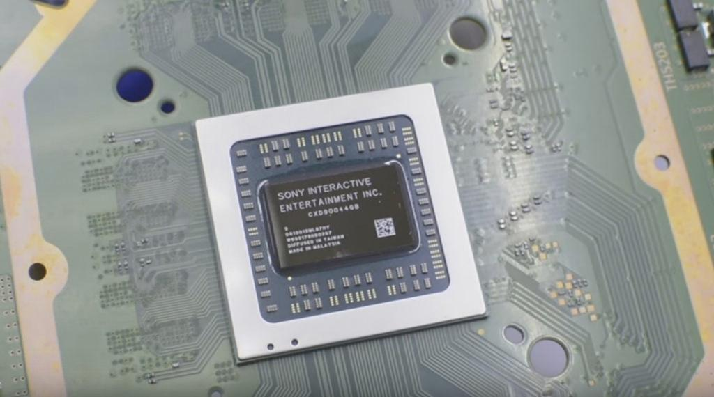 Sony AMD Navi development