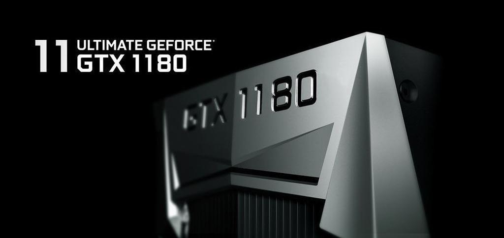 NVIDIA GeForce GTX 1180