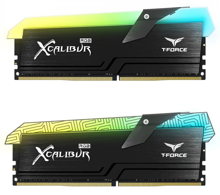 T Force Xcalibur RGB DDR4 4