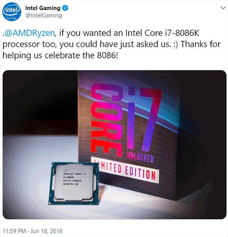 AMD Threadripper exchange 8086K 2