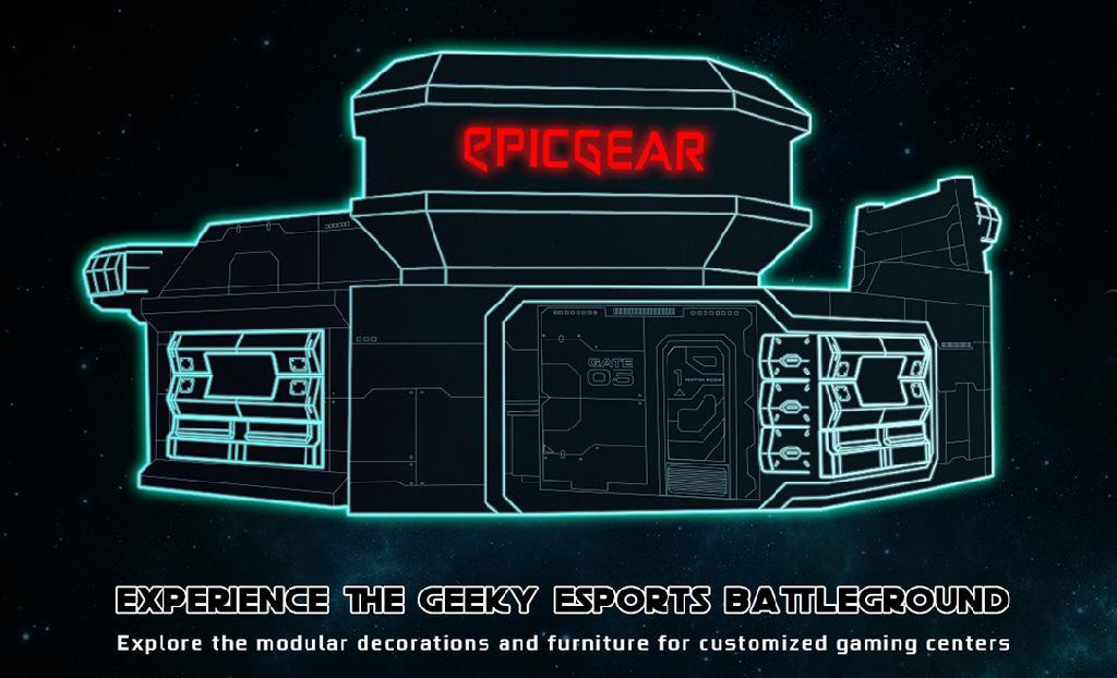 Epicgear EG Infinity Odyssey 1