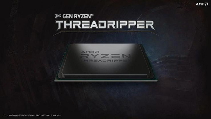 AMD Ryzen Threadripper 2990X 4