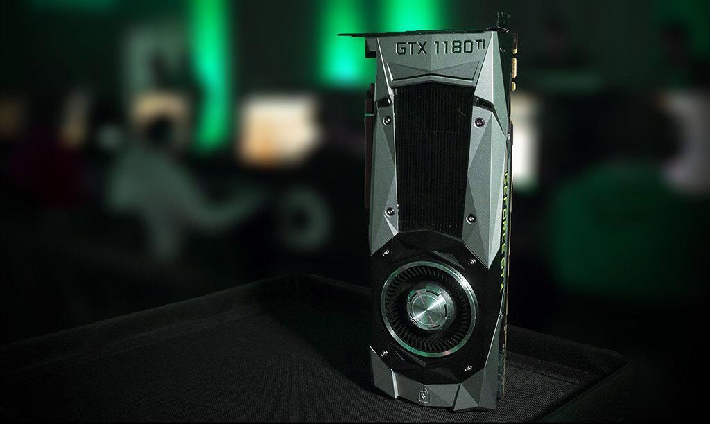 NVIDIA GeForce GTX 1180 Ti