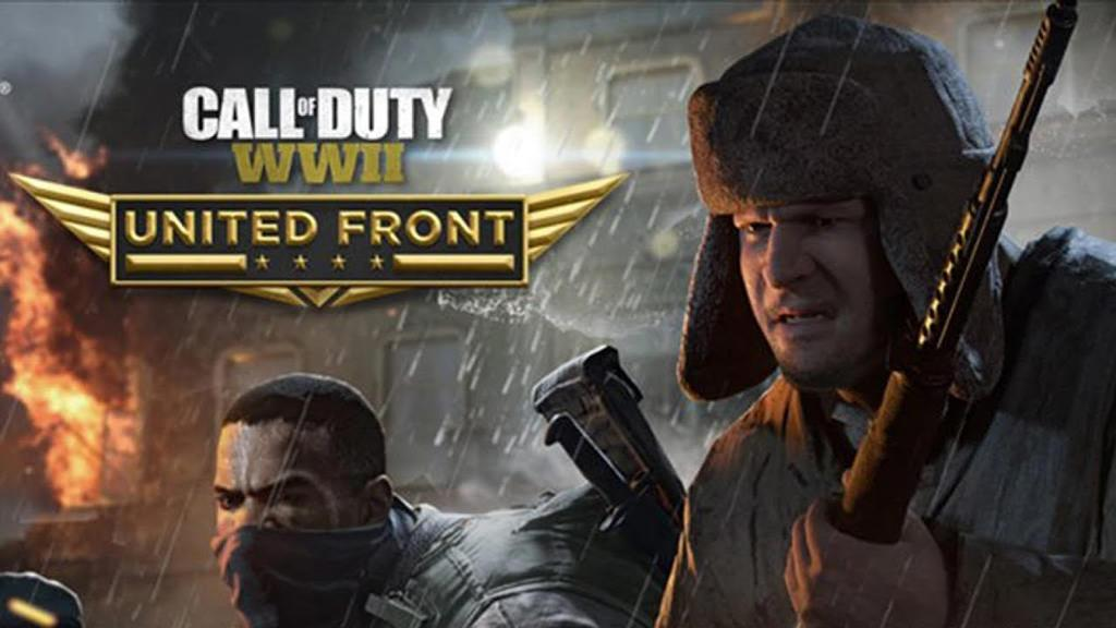 cod ww2 united front