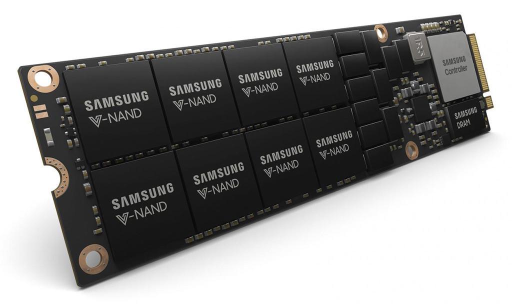 Samsung NVMe NF1 SSD 1