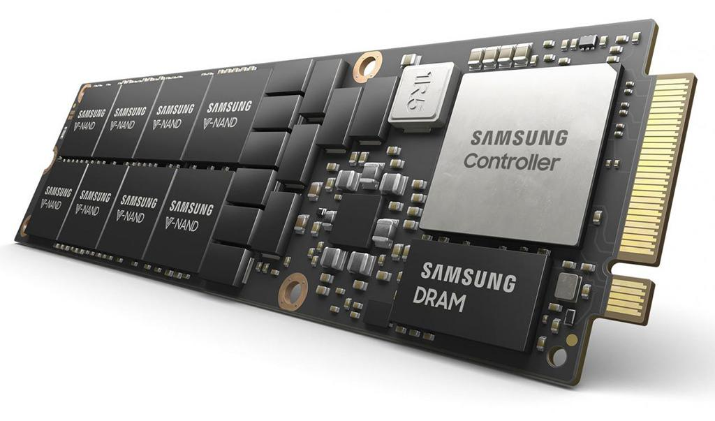 Samsung NVMe NF1 SSD 2