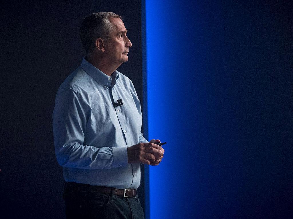 Brian Krzanich go away Intel
