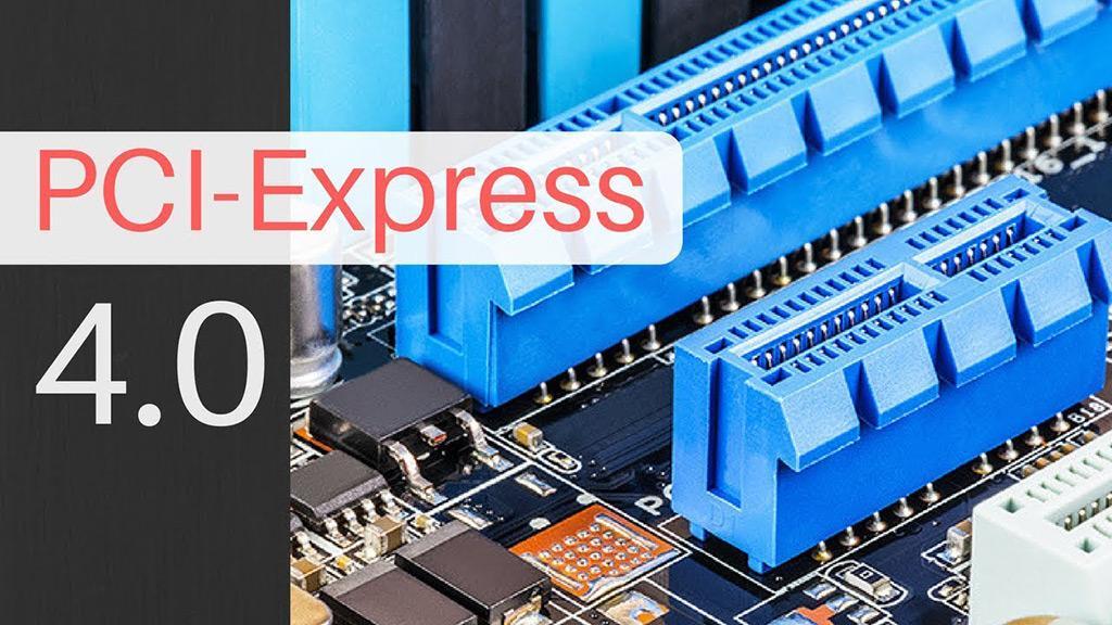 AMD Vega 20 PCI Express 4.0 2 1