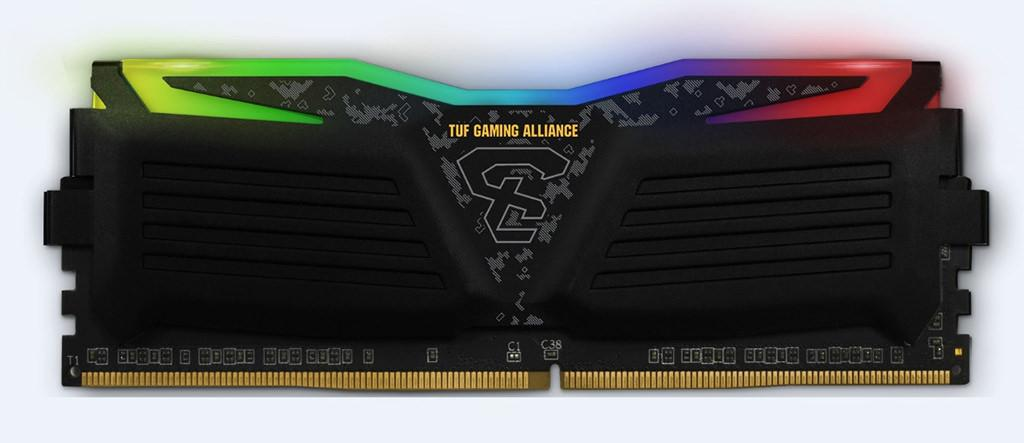GeIL DDR4 Super Luce RGB TUF Alliance 3