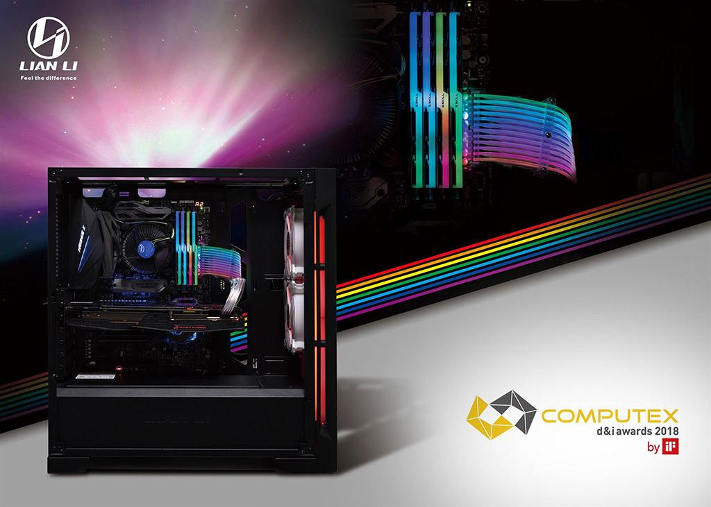 Computex 2018: Lian Li Strimer – первый в мире кабель питания 24-pin с RGB-подсветкой