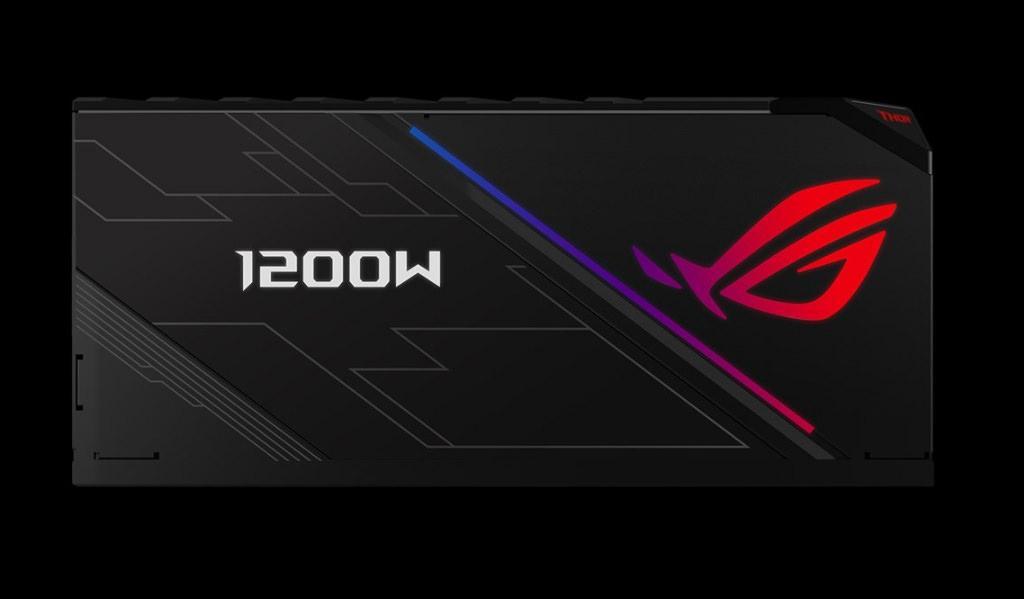 ASUS ROG Thor 1200 Platinum 2