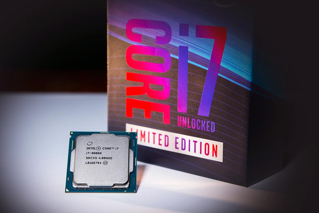Intel Core i7 8086K 2
