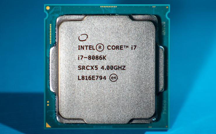 Intel Core i7 8086K 3