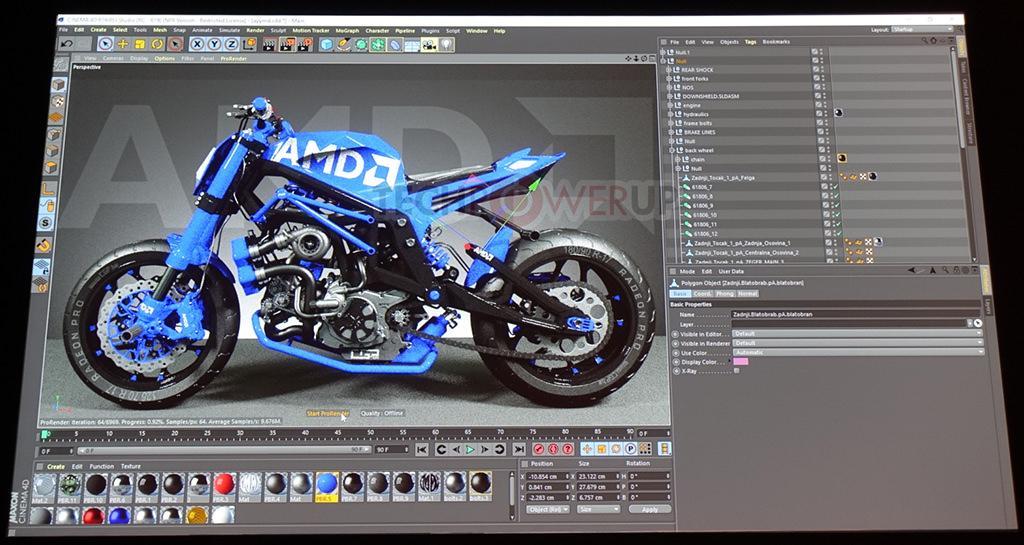AMD Radeon Vega Instinct 7 nm 2