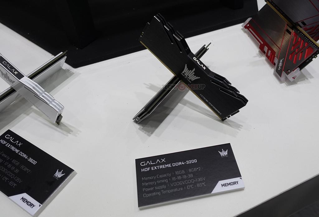GALAX HOF Extreme Limited Edition DDR4 5000 2