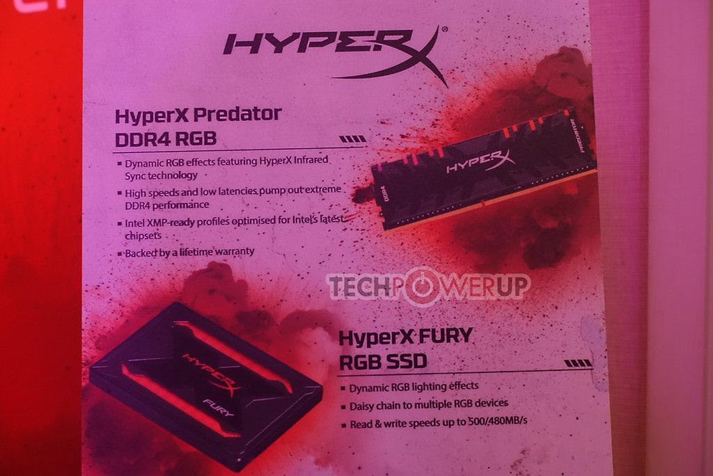 HyperX Computex 2018 8