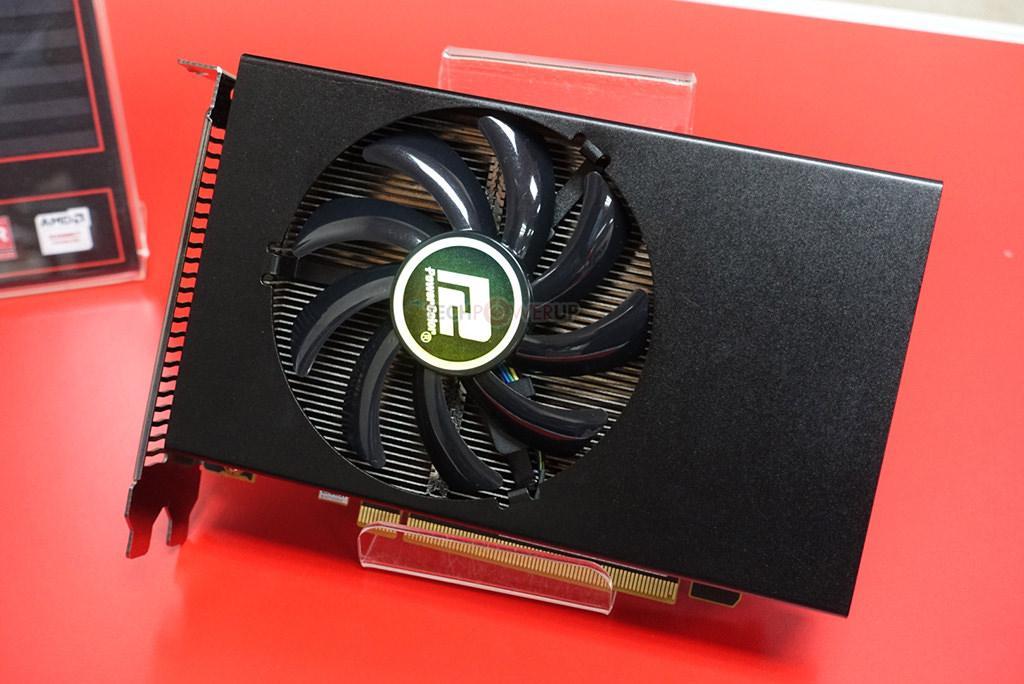 Power Color Radeon RX Vega 56 Nano Edition 2