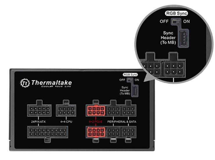 Toughpower Grand RGB Gold RGB Sync Edition 2