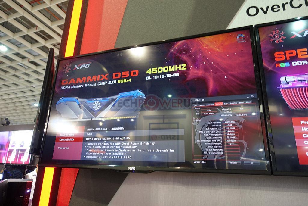 ADATA DDR4 Gammix D50 1