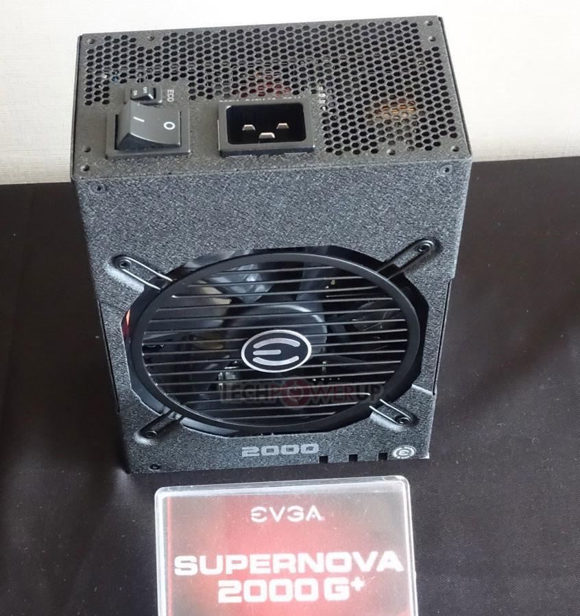 EVGA SuperNova 2000 G 1