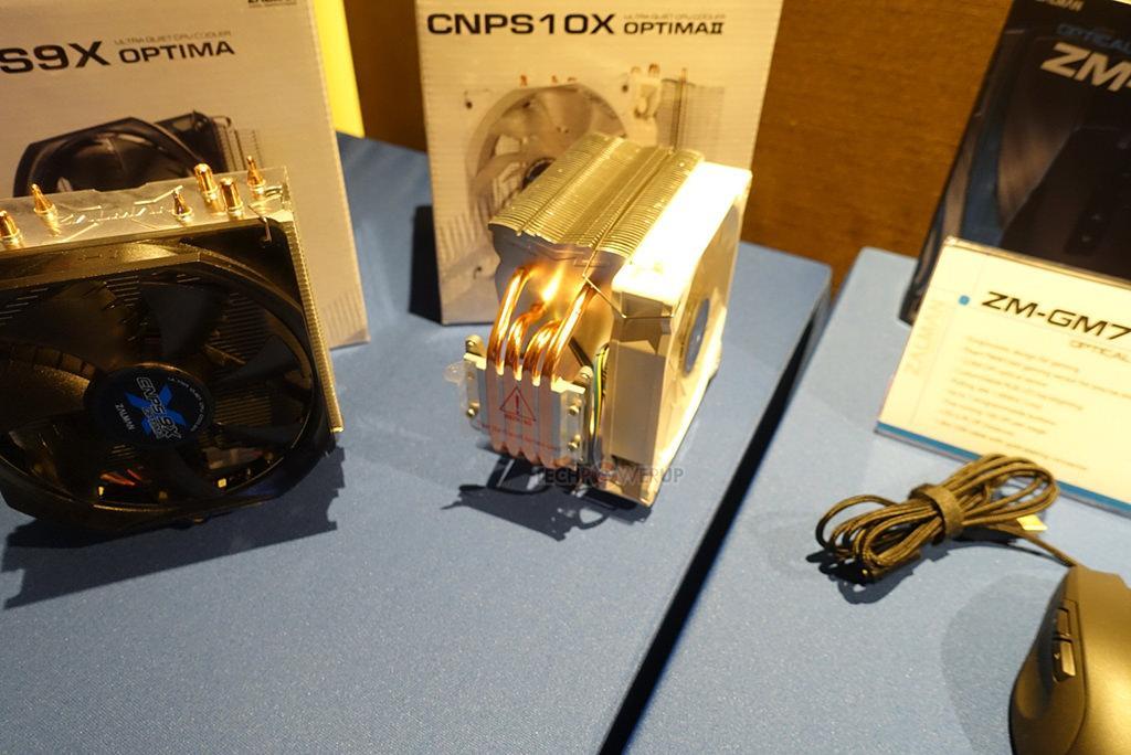 Zalman CNPS 10X Optima II 2