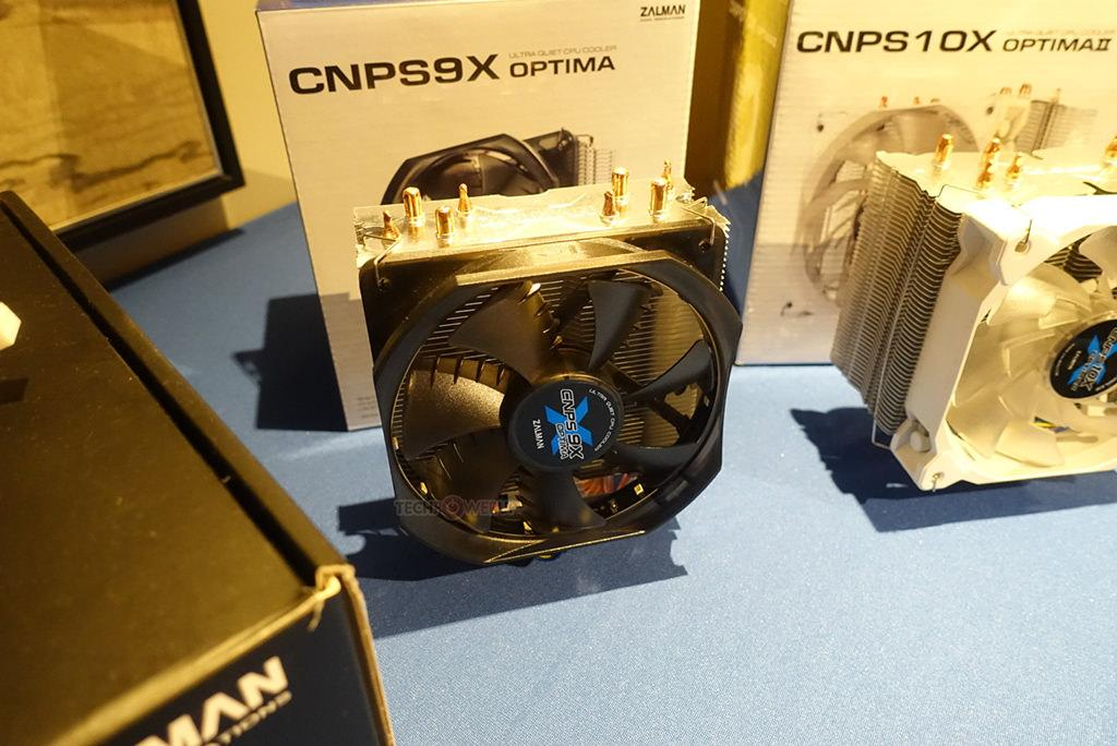 Zalman CNPS 9X Optima 1