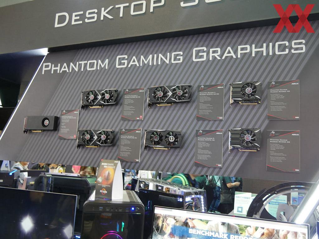 ASRock Radeon RX Vega 56 Phantom Gaming 1