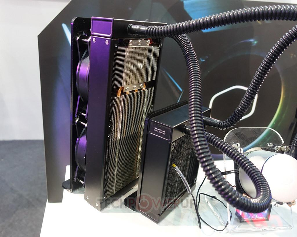 Cooler Master Thermoelectric Liquid Cooler 1