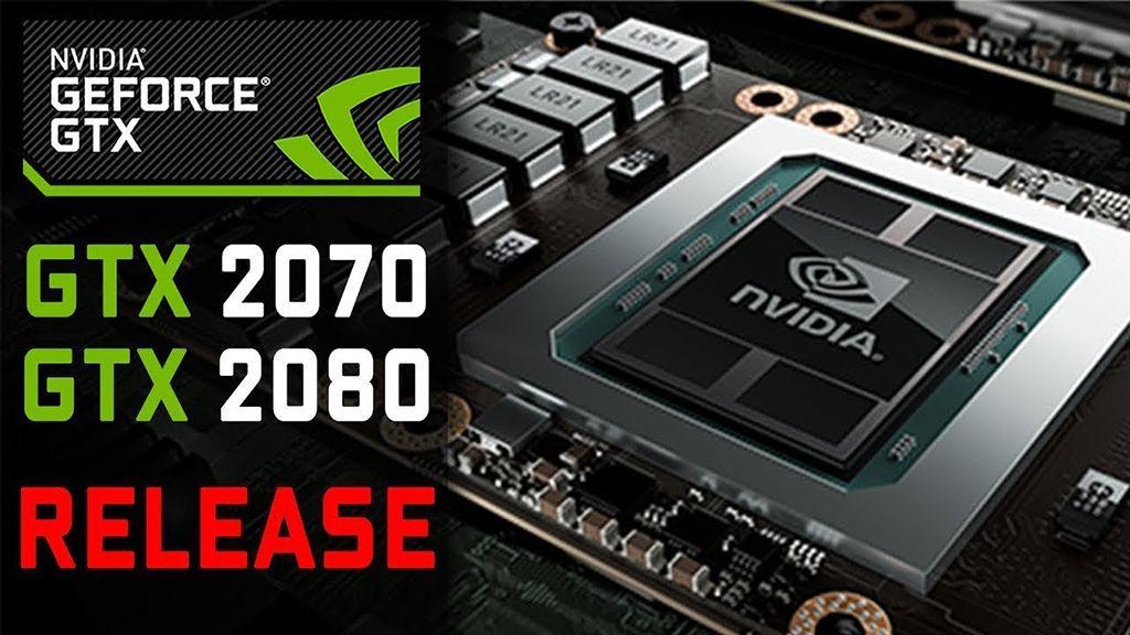 Nvidia GeForce GTX 2000 release