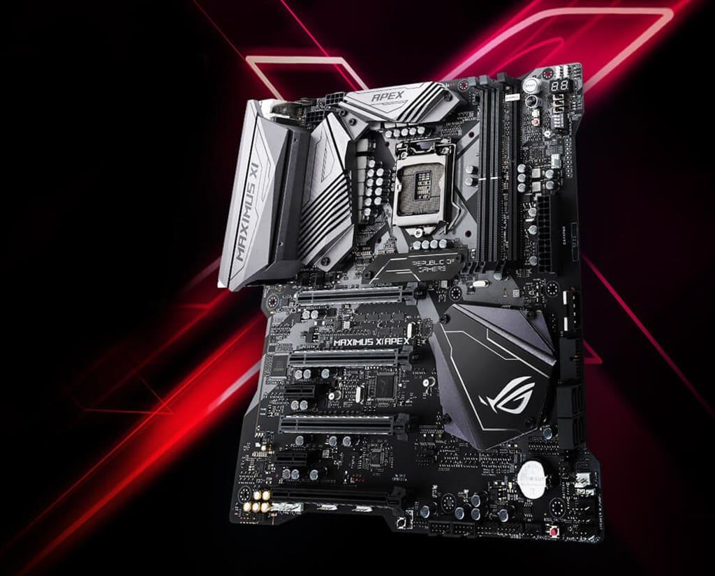 ASUS готовит как минимум 19 плат на базе чипсета Intel Z390