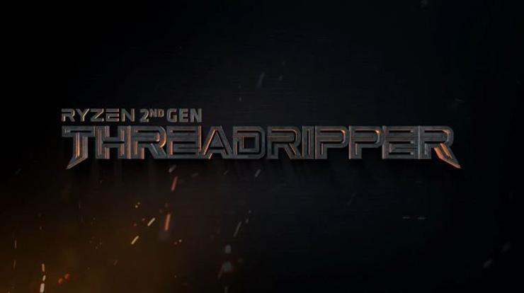 AMD 2nd Generation Ryzen Threadripper 13th august