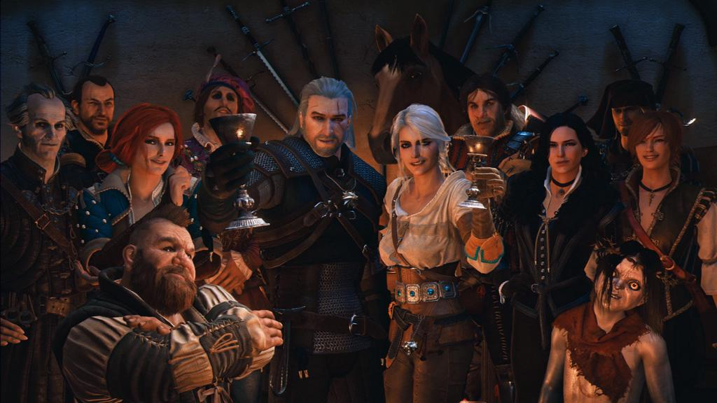 cd projekt red not done with witcher 2