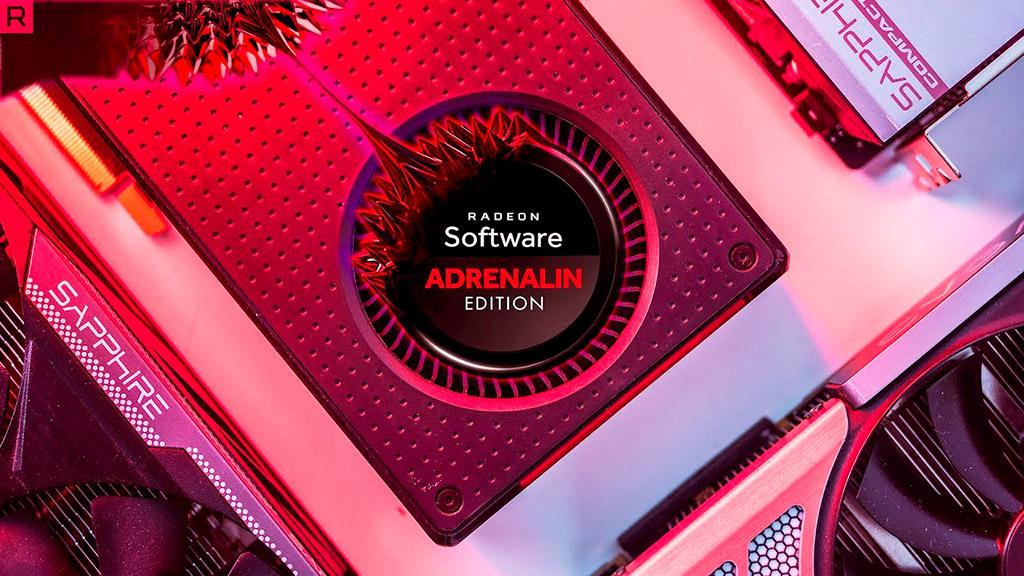 AMD Radeon Adrenalin Edition 18.7.1