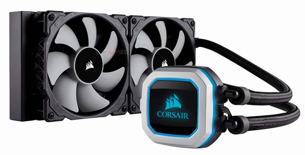 Corsair Hydro H100i Pro 1