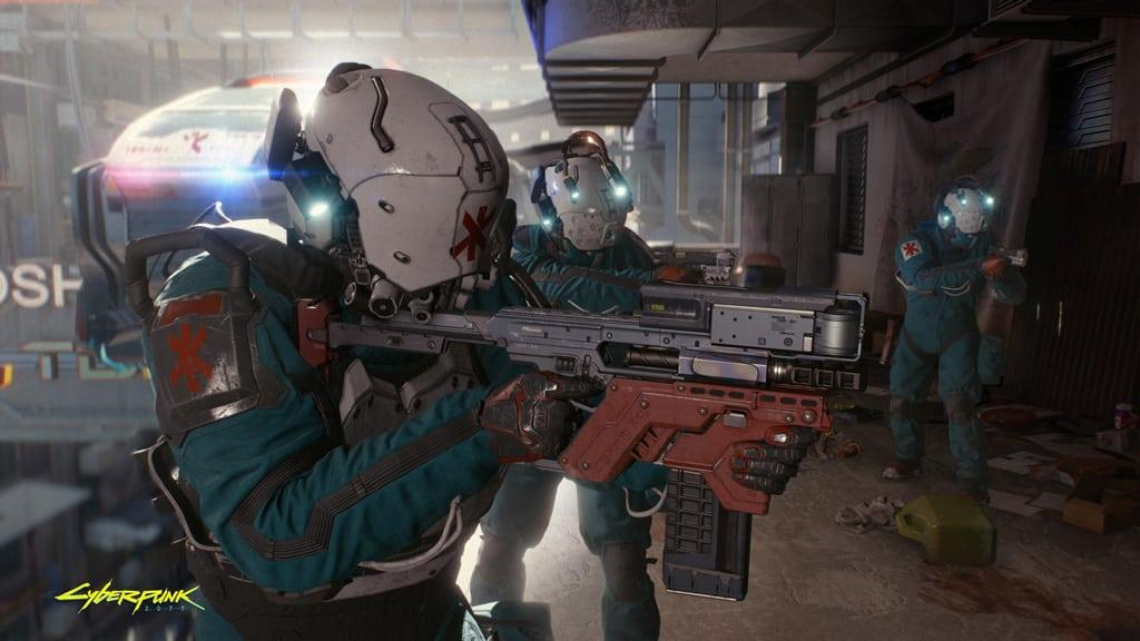 cyberpunk2077 rpg shooting 1