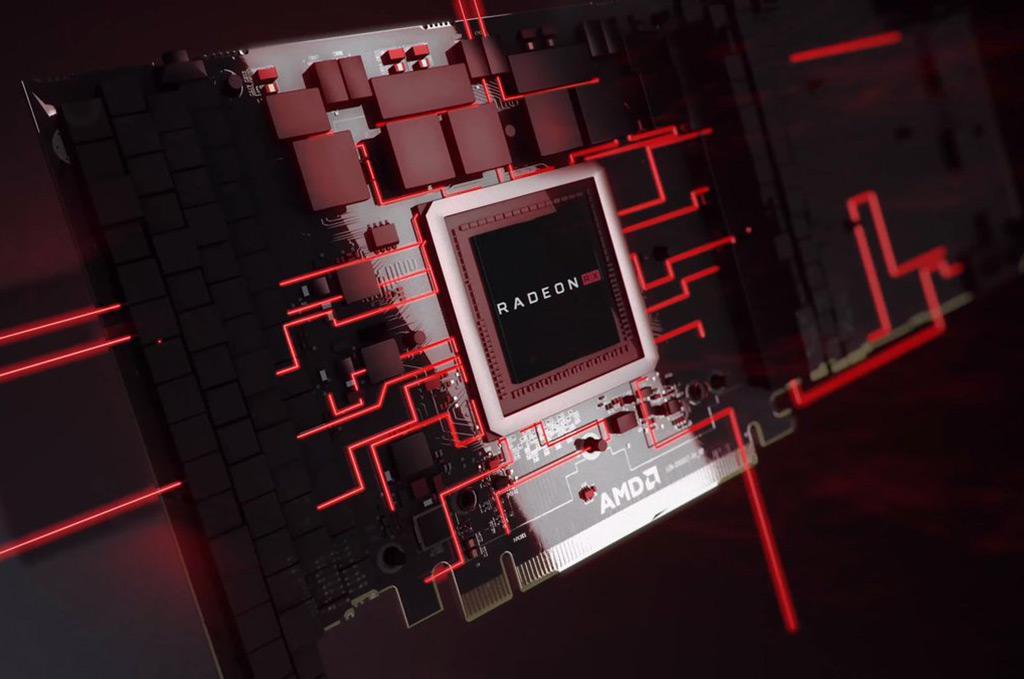 AMD GPU Polaris 30