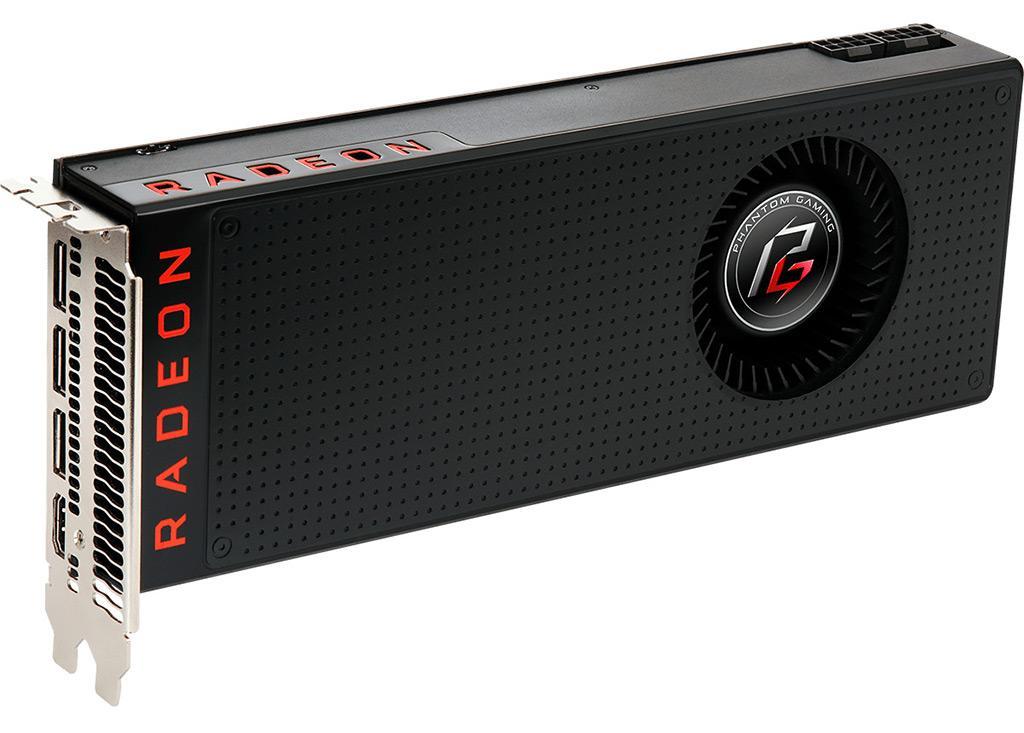 ASRock Radeon RX Vega Phantom Gaming X 3
