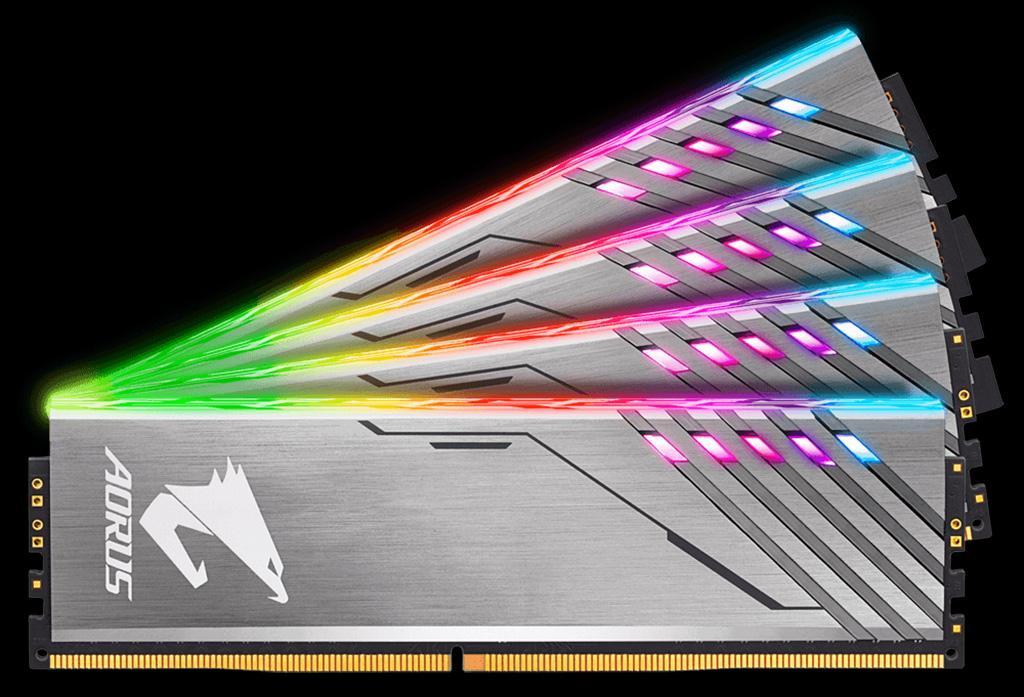 Gigabyte Aorus RGB Memory DDR4 3200 3