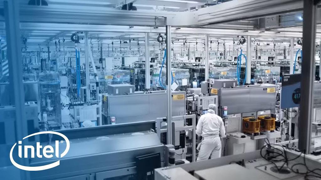 Intel manufacturing