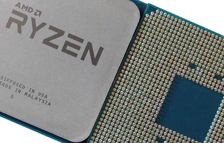 AMD Ryzen 7 2700E 1