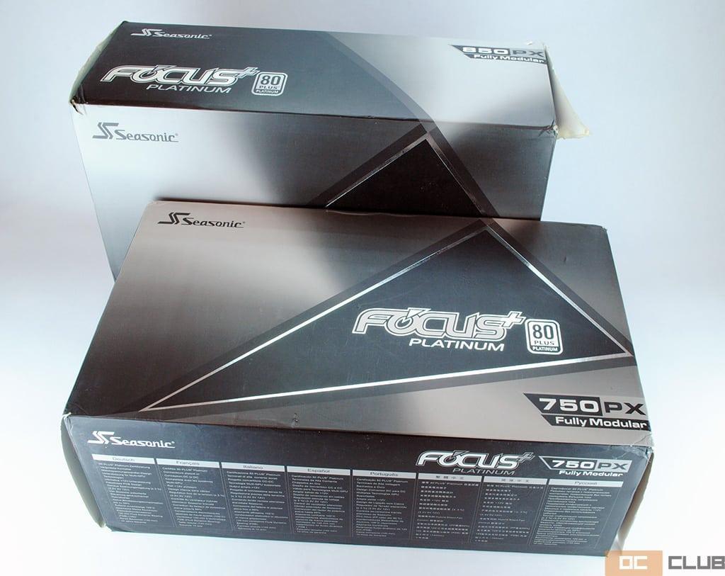 Focus Platinum 750 850 2