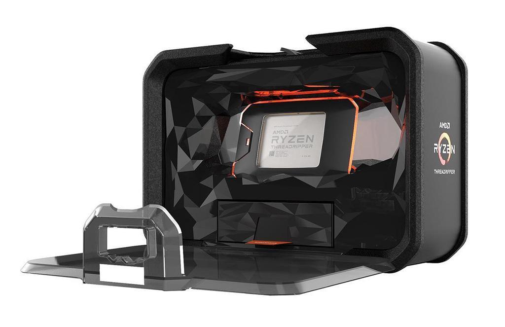 Состоялся официальный релиз процессоров AMD Ryzen Threadripper 2000