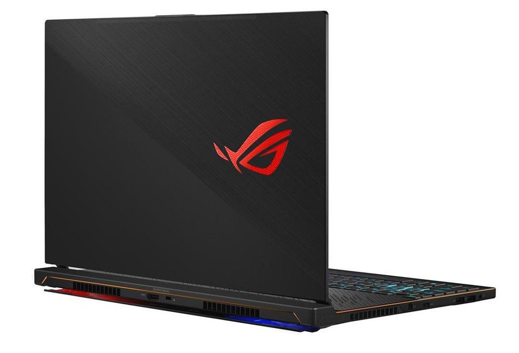 ASUS ROG Zephyrus S – самый тонкий ноутбук с GeForce GTX 1070 на борту